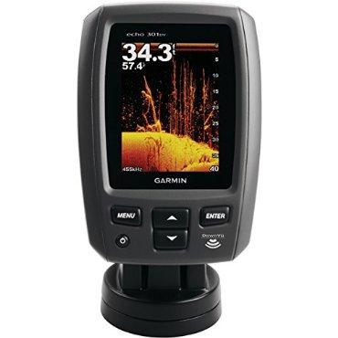 Garmin Echo 301dv Worldwide with Transducer
