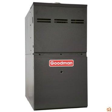 Goodman Gms80804bn Gas Furnace With Single Stage Burner