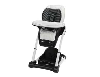 Graco Blossom Convertible 4-in-1 Highchair Seating System - Studio (1925913)