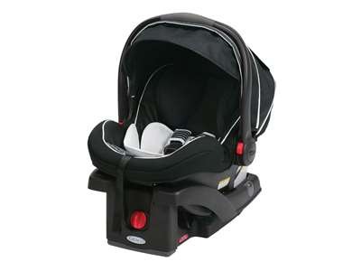 Graco SnugRide 35 LX Click Connect Baby Infant Seat - Studio (1925941)