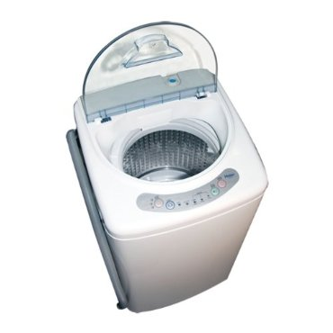 Haier HLP21N Pulsator 1-Cubic-Ft Portable Washer