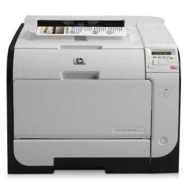 Hewlett Packard M451DW Laserjet Pro 400 Color Wireless Printer