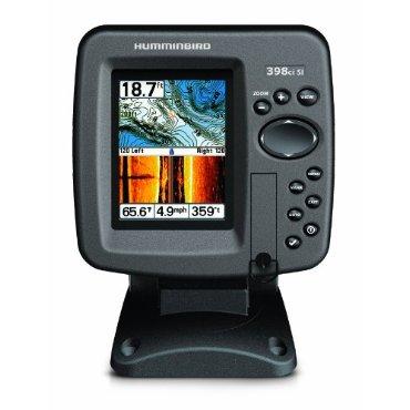 Humminbird 398ci SI Combo GPS Chartplotter/Fishfinder with Side Imaging (409380-1)