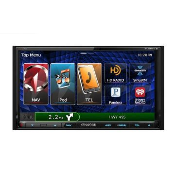Kenwood Excelon DNX891HD 7 Touchscreen DVD Navigation Receiver
