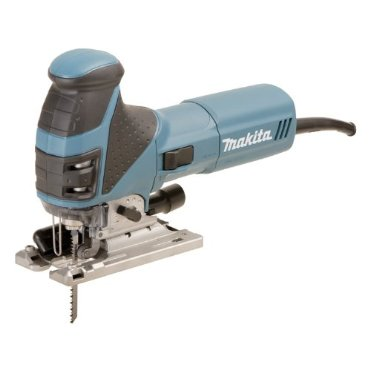 Makita 4351FCT Barrel Grip Jig Saw with L.E.D. Light