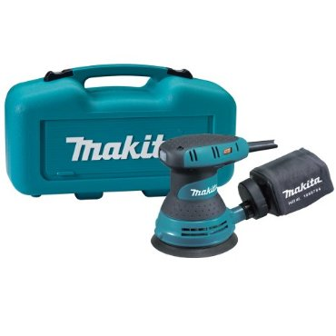 "Makita BO5031K 5"" Random Orbit Sander Kit"