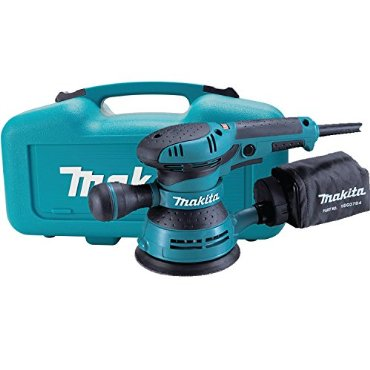 "Makita BO5041K 5"" Random Orbit Sander Kit"