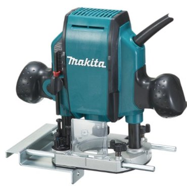 Makita RP0900K 1.25HP Plunge Router