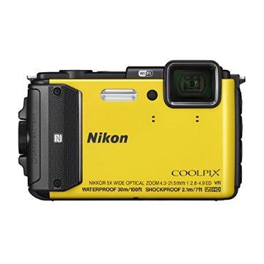 Nikon COOLPIX AW130 (Yellow)