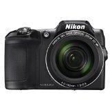 Nikon Coolpix L840 16MP Camera with 38x Zoom, Wi-Fi, NFC (Black)