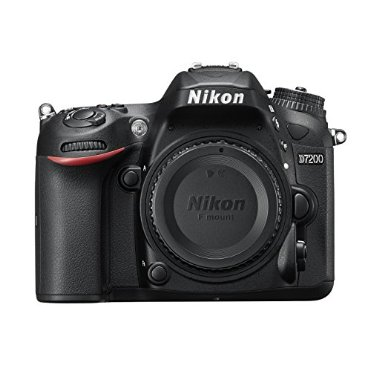 Nikon D7200 DX-format DSLR Camera (Body Only)