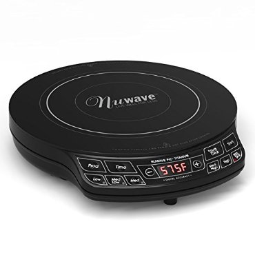 NuWave PIC Titanium 1800 Watts Induction Cooktop