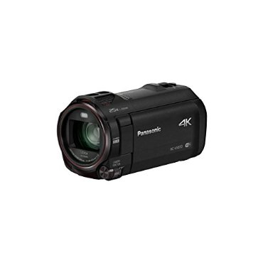 Panasonic HC-VX870 4K Ultra HD Camcorder with Wireless Smartphone Twin Video Capture