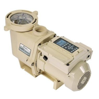 Pentair 011018 IntelliFlo 3HP Variable Speed Ultra Energy-Efficient Pool Pump, 230V