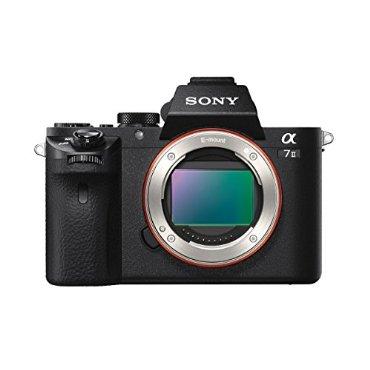Sony Alpha a7II Digital Camera (Body Only)