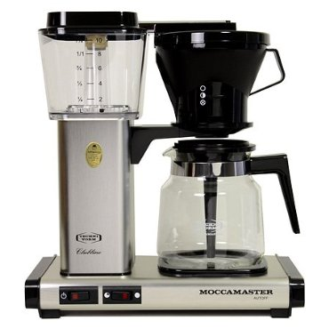 Technivorm Moccamaster Kb 741 10 Cup Coffee Brewer With