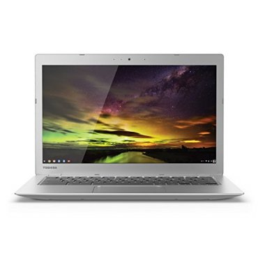 Toshiba Chromebook 2 13.3 Notebook with 4GB RAM, 16GB SSD (CB35-B3340)