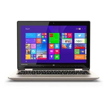 Toshiba Satellite Radius 11 L15W-B1120 Convertible 2 in 1 Touchscreen Laptop (Pentium, 4GB, 128GB SSD)