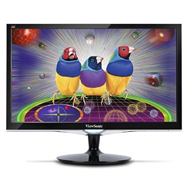 ViewSonic VX2252MH 22 LED LCD Monitor with Full HD 1080p, 2ms, Game Mode