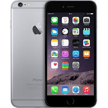 Apple iPhone 6 Plus 64GB Unlocked Phone (for GSM and CDMA, Space Gray)