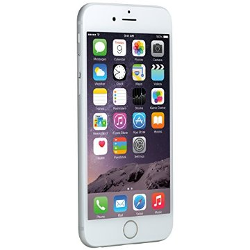 Apple iPhone 6 Unlocked Phone (Silver, 64GB)