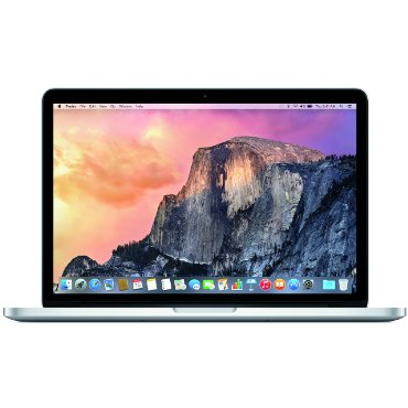 Apple MacBook Pro MF840LL/A 13.3 256GB Laptop with Retina Display