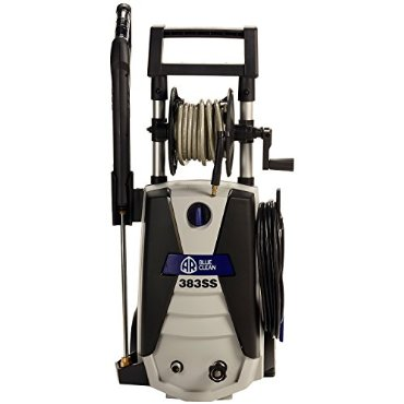 AR Blue Clean AR383SS 1900 PSI Cold Water Electric Pressure Washer
