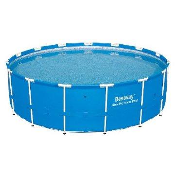 Bestway 15' Steel Pro Frame Pool, 48 Depth (12752)