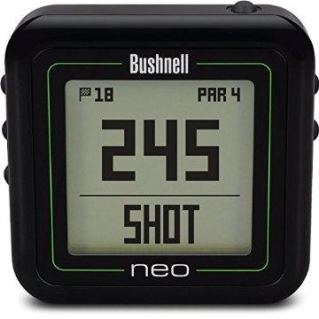 Bushnell NEO Ghost Golf GPS Rangefinder (Black)