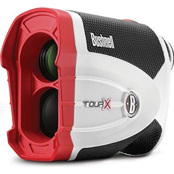 Bushnell Tour X Jolt Golf Laser GPS/Rangefinder (White)