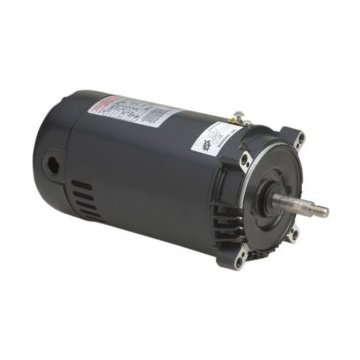 Century electric ust1102 1hp round flange replacement for Hayward sp2607x10 replacement motor