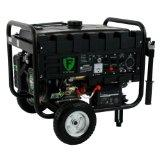 DuroStar Fortress DS4400EHF Elite Hybrid 4,400 Watt Dual Fuel Generator with Wheel Kit and Electric Start