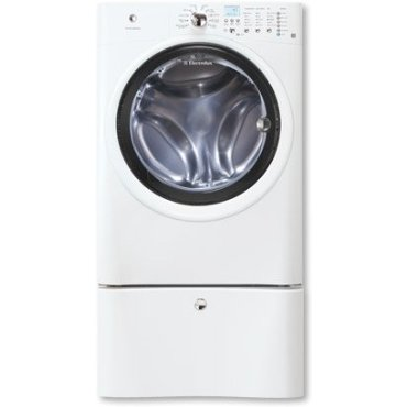 Electrolux EIFLW50LIW IQ-Touch 4.2 Cu. Ft. Stackable Front Load Washer (White)