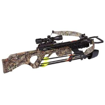 Excalibur Matrix Grizzly SMF Crossbow Package with Lite Stuff, Vari-Zone Scope