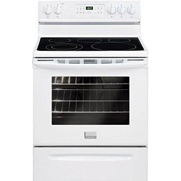 Frigidaire FGEF3030PW Gallery 30 Electric Smoothtop Range (White)