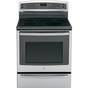 GE PHB920SFSS Profile 30 Stainless Steel Electric Convection Induction Range