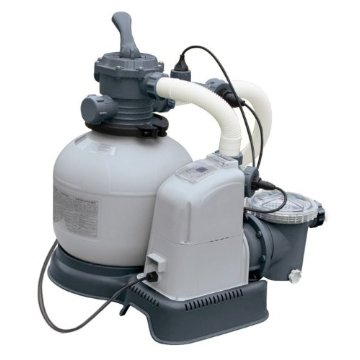 Intex 28679EG 2650GPH Saltwater System with Sand Filter Pump