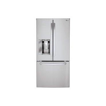 LG LFXS24623S 33 French Door Refrigerator (Stainless Steel)