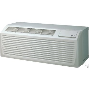 LG LP123CD3B PTAC 12,200 BTU 11.9 EER Packaged Air Conditioner w/ 3.5 kW Heater