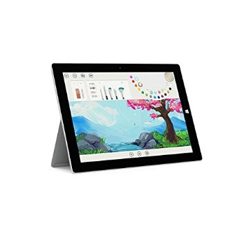 Microsoft Surface 3 Tablet (10.8, 64 GB, Intel Atom)