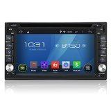 Pumpkin 6.2 Touchscreen Android 4.4.4 KitKat Double-Din GPS Navigation Receiver with Bluetooth