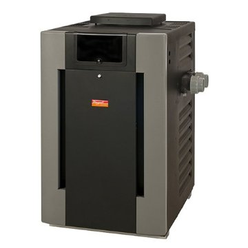 Raypak 206,000 BTU Natural Gas Digital Pool Heater, P-R206A-EN-C (009216)