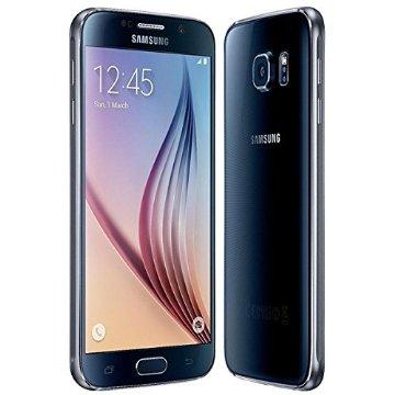 Samsung Galaxy S6 32GB SM-G920i Factory Unlocked (Black Sapphire)
