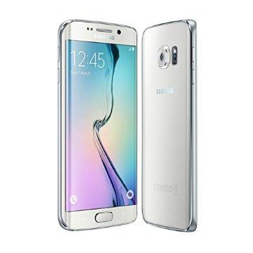 Samsung Galaxy S6 Edge 32GB SM-G925i Factory Unlocked (White Pearl)