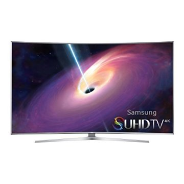 Samsung UN65JS9000 Curved 65 4K Ultra HD 3D LED Smart TV