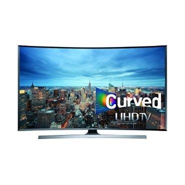 Samsung UN65JU7500 Curved 65 4K Ultra HD 3D Smart LED TV
