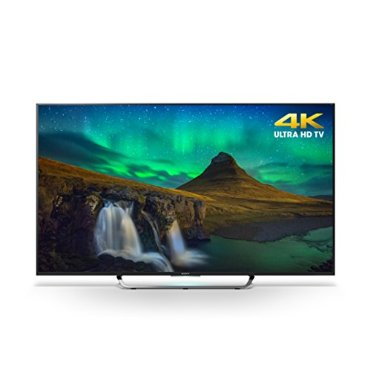 Sony XBR-65X850C 65 3D 4K Ultra HD Smart Android LED HDTV