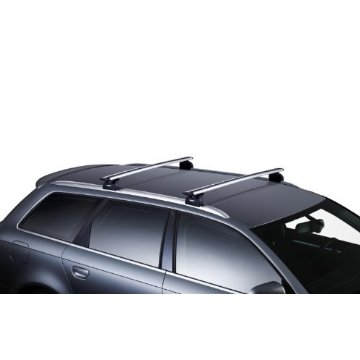 Thule ARB47 Aeroblade 47 Roof Rack Bars (Silver)