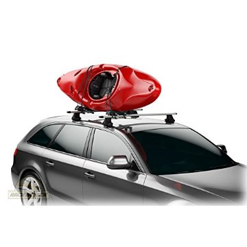 Thule Hull-a-Port Aero 838 Kayak Carrier