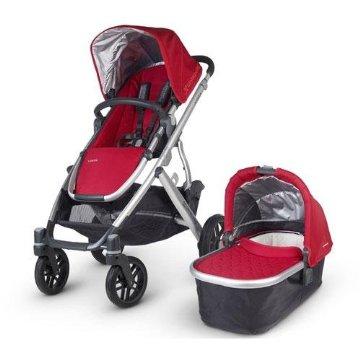 UPPAbaby 2015 Vista Stroller (Denny)